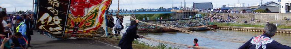 北辰金型工業所は白根大凧合戦に毎年地元民である社員が出場しています。